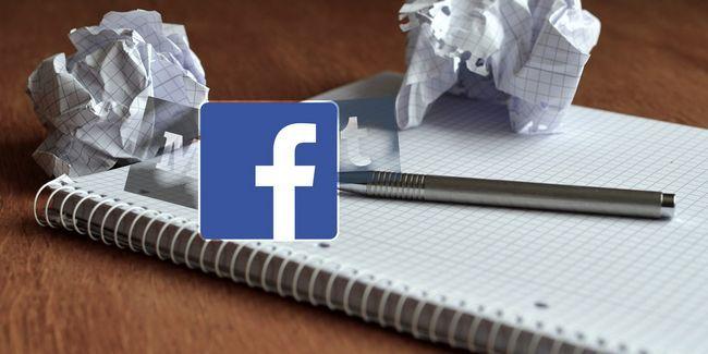 Rédiger et partager riches, beaux messages facebook avec de nouvelles notes facebook