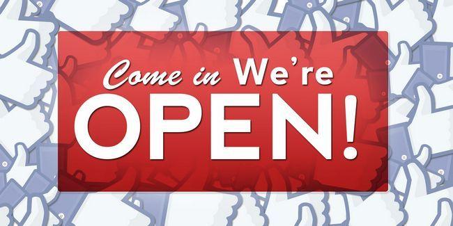 Votre entreprise peut atteindre fans sur facebook: voici comment