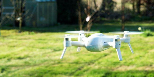Yuneec brise 4k selfie examen drone et giveaway