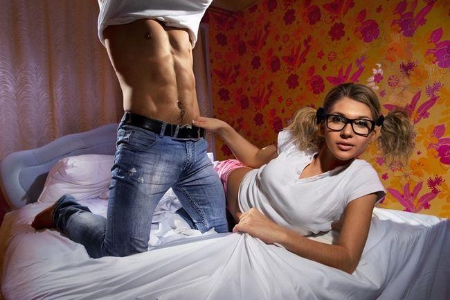 Марафон и/или секс. А ты потянешь?!