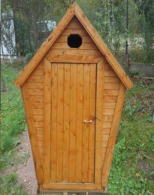 Дачный вариант туалета