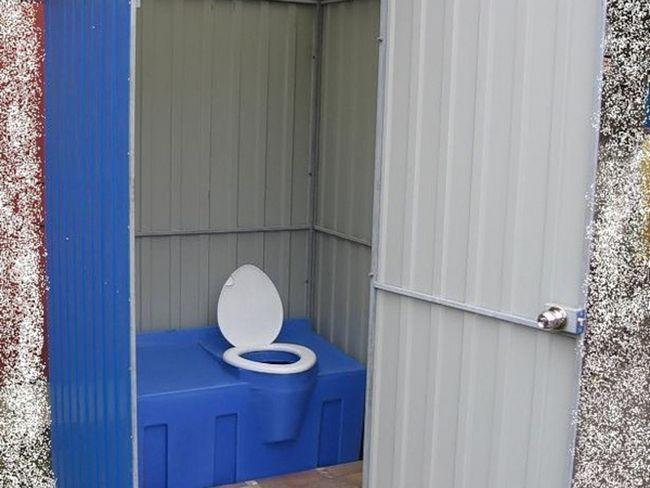 Кабина туалета