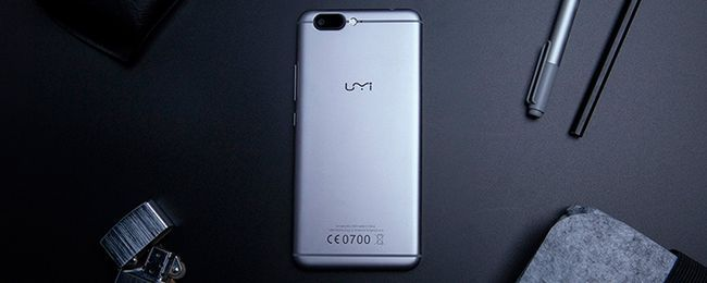 И снова они первые – смартфон umi z