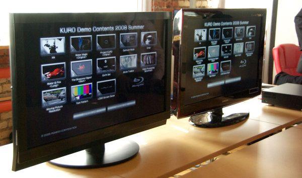 Pioneer представил жк-телевизоры в россии