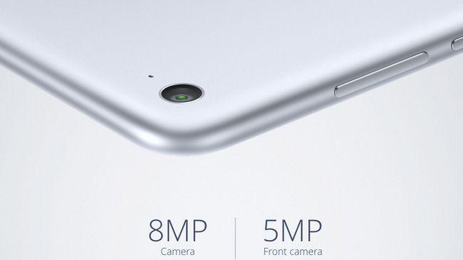 Камера Xiaomi MiPad 2