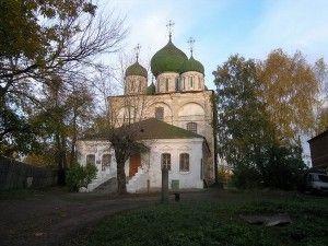 Спасо-Преображенский Собор и монастырь