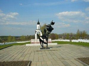 Памятник погибшим при взрыве 4 июня 1988 года