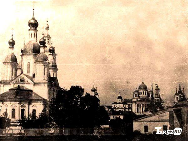 Арзамас в начале XX века