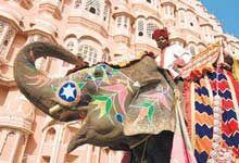 Джайпур - розовый город индии