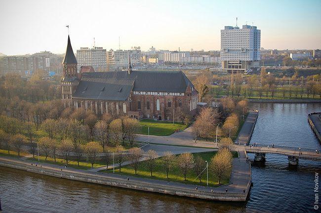 Калининград 2011 (часть 1)