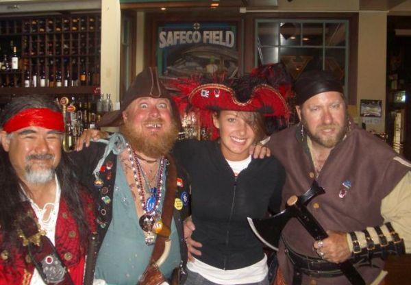 Пираты в сша