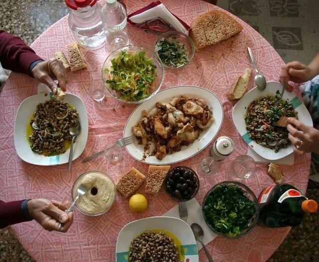 Сколько стоит обед в Греции