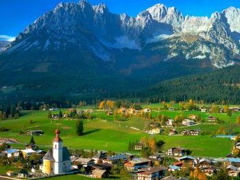 Тироль: летний туризм достиг рекордного уровня