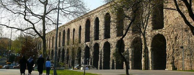 Акведук валента в стамбуле, турция. История боздоган кемер. Как добраться. На карте стамбула. Фото акведука.