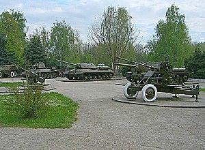 Mузей военной техники оружие победы в краснодаре
