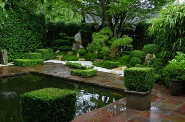Впечатляющие идеи оригинального декора садового участка.