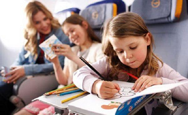 что следует брать с собой на борт самолета?